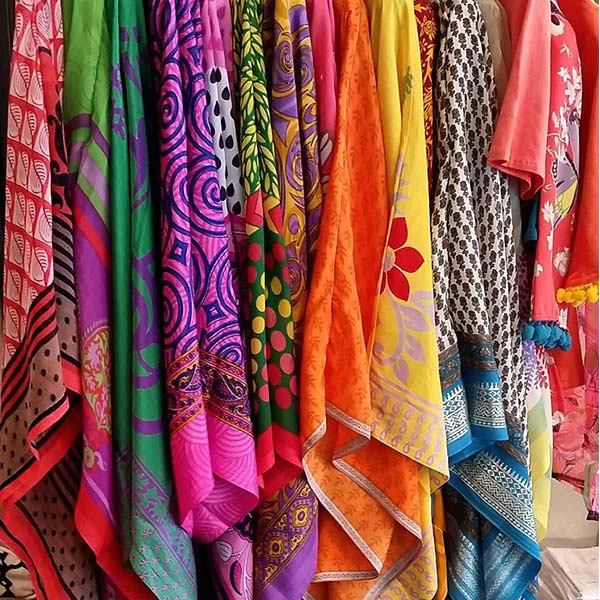 Colourful Kaftans