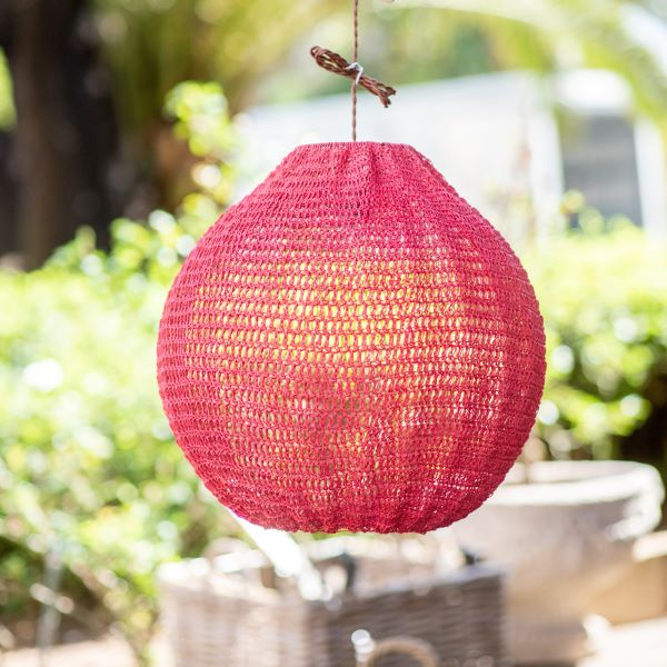 moon basket lamp