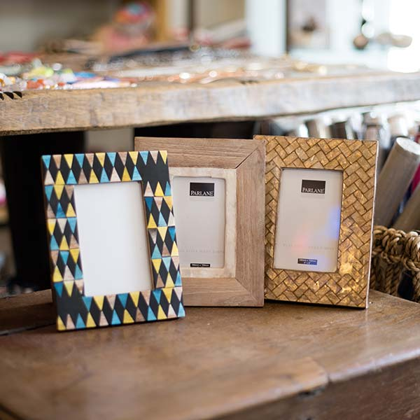 Mixed Patterned Frames