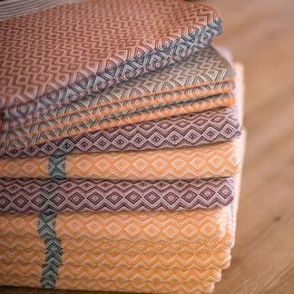 Patterned Bath Linen 1