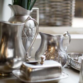Pewter Pieces